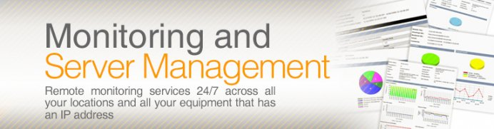 monitoring server management